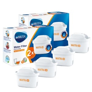 Brita Maxtra Plus Hard Water Expert filtr 4 ks