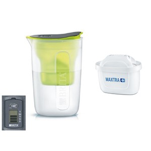 Brita Fill & Enjoy Fun limetková + 1 ks filtru Maxtra Plus