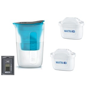 Brita Fill & Enjoy Fun modrá + 2 ks filtru Maxtra Plus