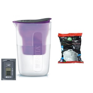 Brita Fill & Enjoy Fun fialová + 1 ks Filter Logic FL-402H