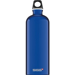 Sigg láhev Traveller Dark Blue 1 l