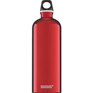 Sigg láhev Traveller Red 1 l