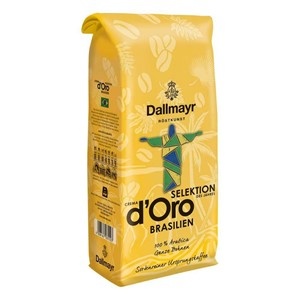 Dallmayr Crema d'Oro Selection Brazil 1 kg