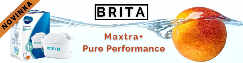 Filtry Brita Maxtra+ Pure Performance